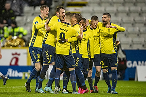 Lasse Vigen Christensen, m�lscorer (Br�ndby IF), Jens Martin Gammelby (Br�ndby IF)