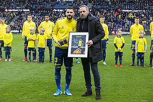 Anthony Jung (Br�ndby IF), Carsten V. Jensen, fodbolddirekt�r (Br�ndby IF)