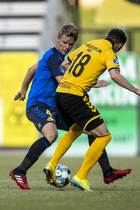 Sigurd Rosted (Br�ndby IF), Louka Prip (AC Horsens)