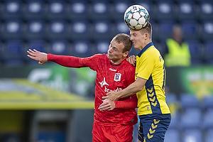 Benjamin Hvidt (Agf), Morten Frendrup (Br�ndby IF)