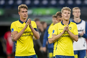 Andreas Maxs�, anf�rer (Br�ndby IF), Sigurd Rosted (Br�ndby IF)