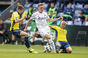 Guillermo Varela  (FC K�benhavn), Hj�rtur Hermannsson (Br�ndby IF), Morten Frendrup (Br�ndby IF)