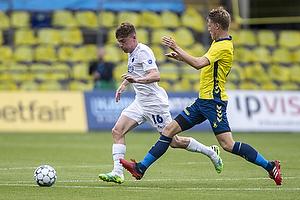 Sigurd Rosted (Br�ndby IF), Pep Biel  (FC K�benhavn)