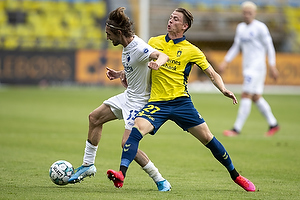 Simon Hedlund (Br�ndby IF), Rasmus Falk  (FC K�benhavn)