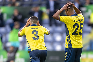 Anthony Jung (Br�ndby IF), Anis Slimane (Br�ndby IF)