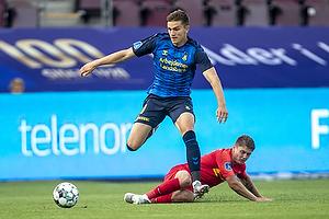 Mikael Uhre (Br�ndby IF), Magnus Kofod Andersen  (FC Nordsj�lland)