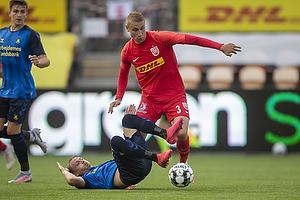Simon Hedlund (Br�ndby IF), Ulrik Ytterg�rd Jenssen  (FC Nordsj�lland)