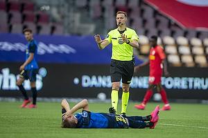 Mikkel Redder, dommer