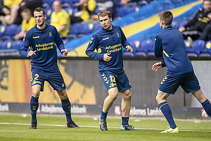 Jens Martin Gammelby (Br�ndby IF), Simon Tibbling (Br�ndby IF)