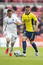 Denis Vavro (FC K�benhavn), Lasse Vigen Christensen (Br�ndby IF)