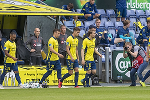 Simon Tibbling (Br�ndby IF), Andreas Bruus (Br�ndby IF)