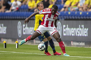 Jores Okore (Aab), Simon Hedlund (Br�ndby IF)