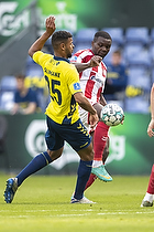 Jores Okore (Aab), Anis Slimane (Br�ndby IF)