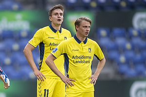 Mikael Uhre (Br�ndby IF), Simon Hedlund (Br�ndby IF)