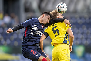 Dion Cools (FC Midtjylland), Andreas Maxs�, anf�rer (Br�ndby IF)