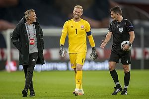 Kasper Schmeichel  (Danmark), Lars H�gh  (Danmark)