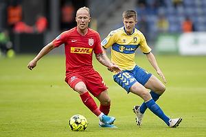 Mikkel Rygaard  (FC Nordsj�lland), Morten Frendrup (Br�ndby IF)