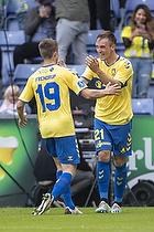 Lasse Vigen Christensen, m�lscorer (Br�ndby IF)