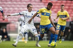Robert Mudrazija (FC K�benhavn), Anis Slimane (Br�ndby IF)