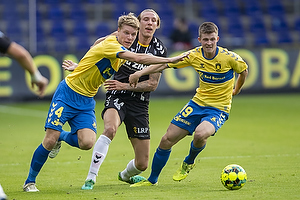 Sigurd Rosted (Br�ndby IF), Morten Frendrup (Br�ndby IF)