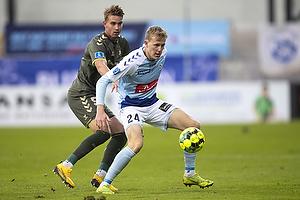 Andreas Maxs� (Br�ndby IF), Rasmus Vinderslev (S�nderjyskE)