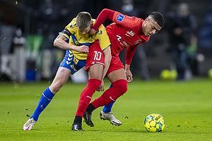 Morten Frendrup (Br�ndby IF), Olga Ahtinen (Br�ndby IF)