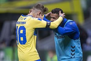Jesper Lindstr�m, m�lscorer (Br�ndby IF), Anis Slimane (Br�ndby IF)