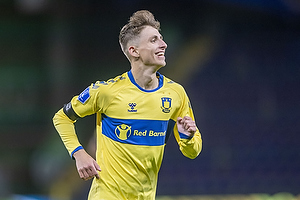 Jesper Lindstr�m, m�lscorer (Br�ndby IF)