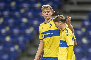 Simon Hedlund (Br�ndby IF), Tobias B�rkeeiet (Br�ndby IF)