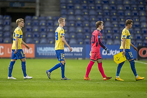 Tobias B�rkeeiet (Br�ndby IF), Anton Skipper (Br�ndby IF), Mads Hermansen (Br�ndby IF), Andreas Maxs� (Br�ndby IF)
