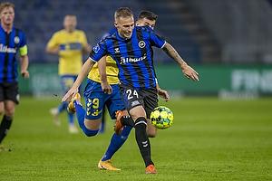 Andrija Pavlovic (Br�ndby IF), Marco Lund (Ob)