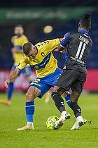 Josip Radosevic (Br�ndby IF), Emmanuel Sabbi (Ob)