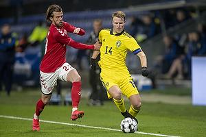 Lucas Andersen  (Danmark), Oscar Hiljemark  (Sverige)