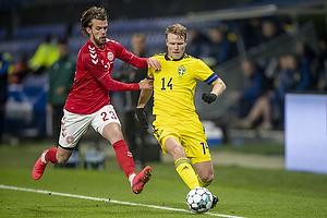 Oscar Hiljemark  (Sverige), Lucas Andersen  (Danmark)