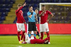 Andreas Maxs�  (Danmark), Mathias Zanka J�rgensen  (Danmark), Joakim M�hle  (Danmark)