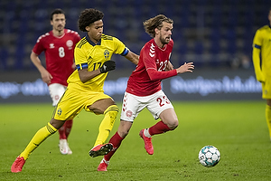 Lucas Andersen  (Danmark), Jens-Lys Cajuste  (Sverige)