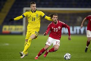 Lucas Andersen  (Danmark), Mattias Svanberg  (Sverige)
