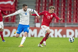 Gylfi Sigurdsson  (Island), Jens Stryger Larsen  (Danmark)