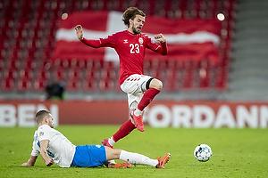 Lucas Andersen  (Danmark), Sverrir Ingason  (Island)