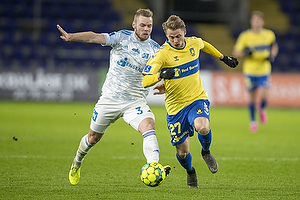 Simon Hedlund (Br�ndby IF), Brian Hamalainen (Lyngby BK)
