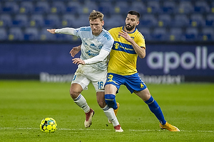 Anthony Jung (Br�ndby IF), Christian Jakobsen (Lyngby BK)