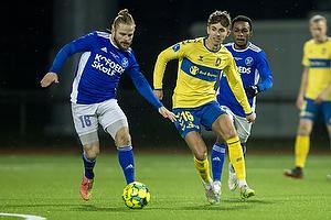 Kasper Fisker  (Fremad Amager), Jesper Lindstr�m (Br�ndby IF)