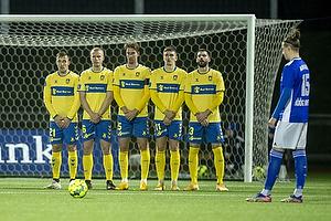 Lasse Vigen Christensen (Br�ndby IF), Hj�rtur Hermannsson (Br�ndby IF), Andreas Maxs� (Br�ndby IF), Mikael Uhre (Br�ndby IF), Anthony Jung (Br�ndby IF)