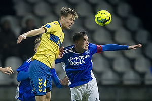 Sigurd Rosted (Br�ndby IF), Lukas Engel, anf�rer  (Fremad Amager)