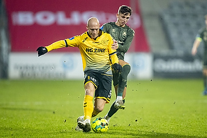 Jesper Lindstr�m (Br�ndby IF), Michael Lumb (AC Horsens)