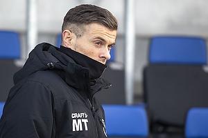 Mikkel Thygesen, assistenttr�ner  (FC Helsing�r)