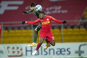 Anthony Jung (Br�ndby IF), Chukwuemeka Paul Nnamani  (FC Nordsj�lland)