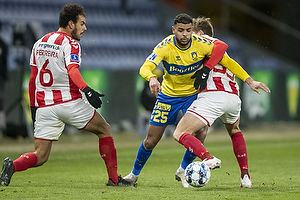 Anis Slimane (Br�ndby IF), Pedro Ferreira  (Aab)