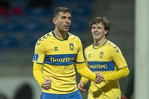 Andrija Pavlovic, m�lscorer (Br�ndby IF)