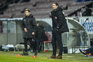 Brian Priske, cheftr�ner  (FC Midtjylland)